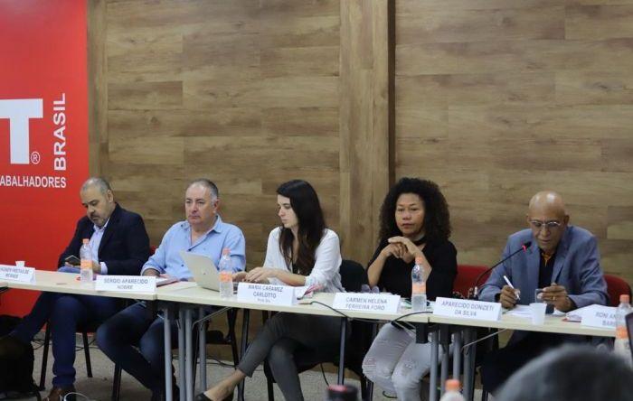 1ª reunião da nova Executiva da CUT vai definir plano de lutas baseado no 13º CONCUT