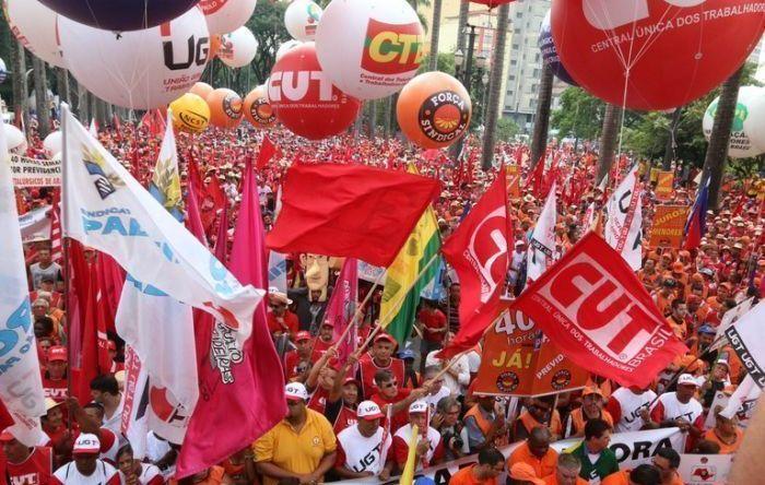 20 de fevereiro: dia de ocupar a Praça da Sé contra a reforma da Previdência
