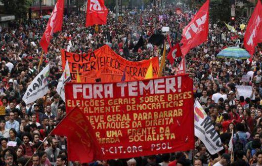 2017: ano de maior retrocesso da história, mas também de luta e resistência