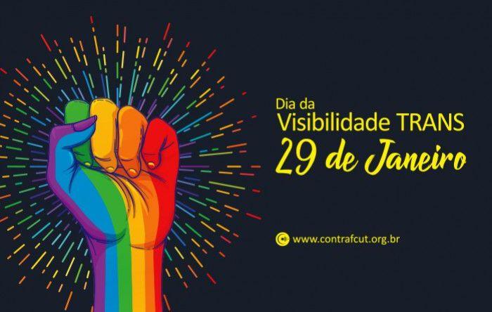 29 de janeiro: Dia da visibilidade Trans