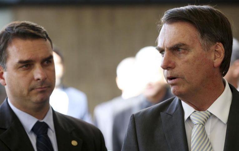 Abin ajudou defesa de Flávio Bolsonaro para tentar encerrar caso Queiroz