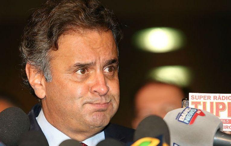 Aécio Neves, o golpista engolido pelo golpe