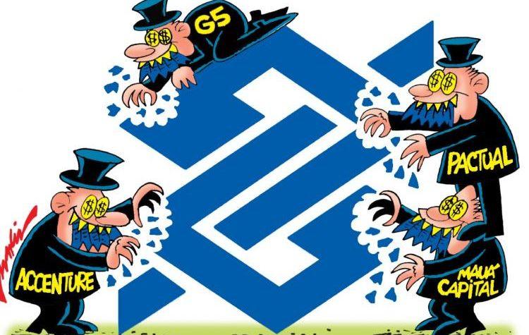 Agentes do mercado vão controlar Banco do Brasil