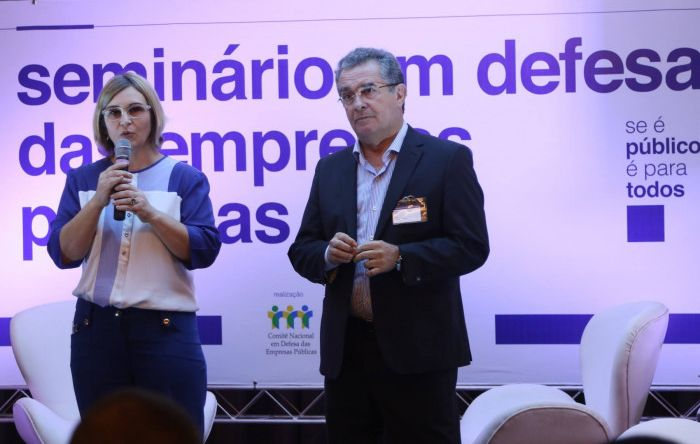 Ampliar a comunicação é fundamental para fortalecer a defesa das empresas públicas