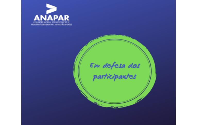 Anapar define propostas para reduzir os efeitos da crise nos benefícios de planos CD