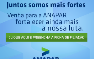 Anapar entrará com ação coletiva pela isenção fiscal das contribuições extraordinárias