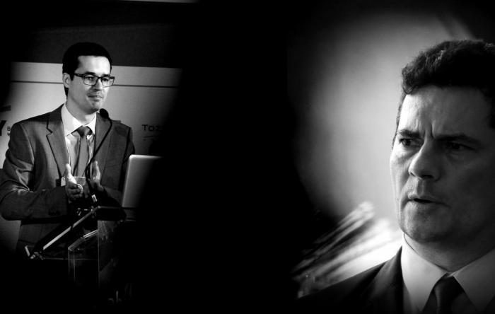 As conversas que revelam colaboração proibida de Moro com Dallagnol na Lava Jato