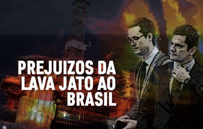Ataques da Lava Jato à Petrobras destruíram a economia e aumentaram o desemprego