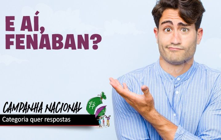 Bancári@s aguardam resposta da Fenaban para esta quinta-feira (20)