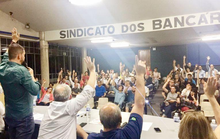 Bancários assinam acordo com bancos nesta sexta-feira