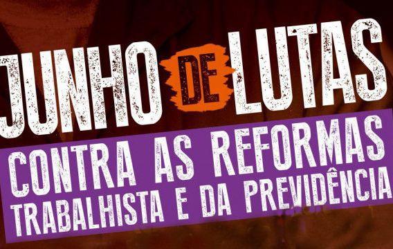 """Bancários de todo o Brasil aderem ao """"Esquenta"""" da Greve Geral"""