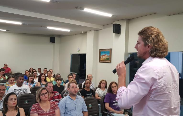 Bancários de Umuarama participaram de debate sobre a Reforma da Previdência