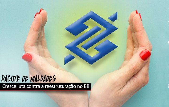 Bancários discutem reestruturação no BB com parlamentares