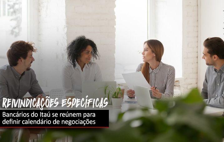 Bancários do Itaú se reúnem com o banco nesta quinta-feira (10)