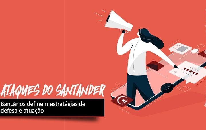 Bancários do Santander definem estratégias de atuação