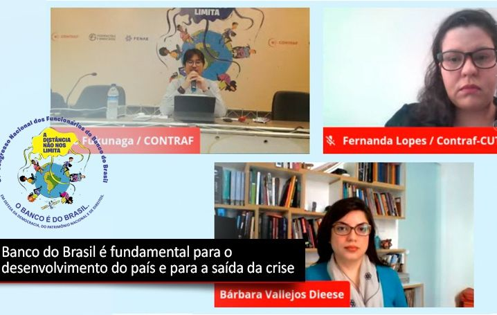 Banco do Brasil é fundamental para o desenvolvimento do país e para a saída da crise