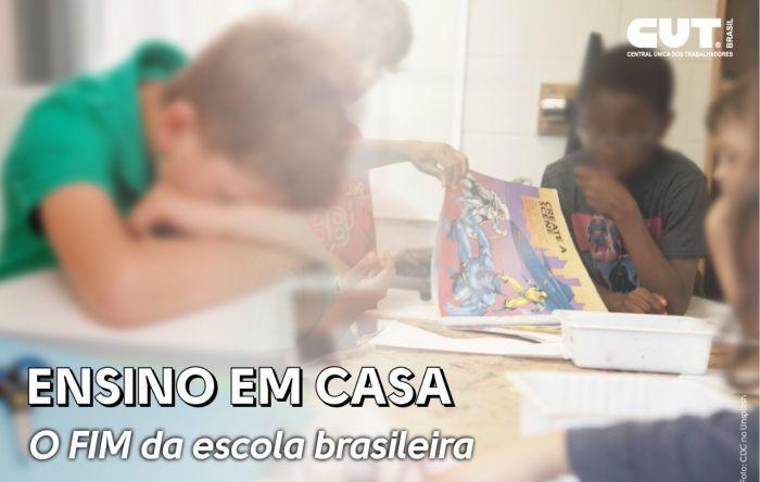 Bolsonaristas fazem manobra na CCJ para aprovar PL que legaliza a escola em casa