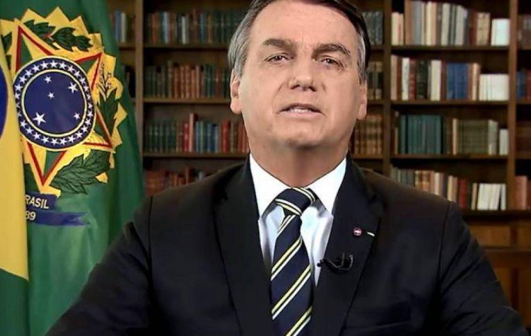 Bolsonaro mente em discurso da ONU e fala em 1 mil dólares de auxílio-emergencial
