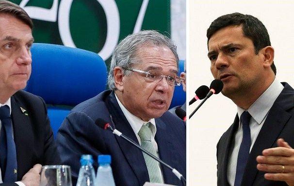Bolsonaro, Moro e Guedes começam a entender que não dá para exportar suas vigarices num mundo globalizado