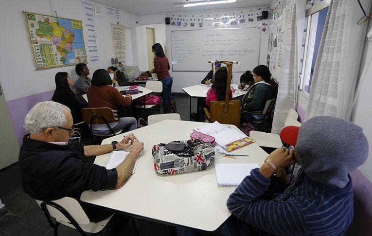 Bolsonaro não aplica orçamento do EJA, que pode acabar