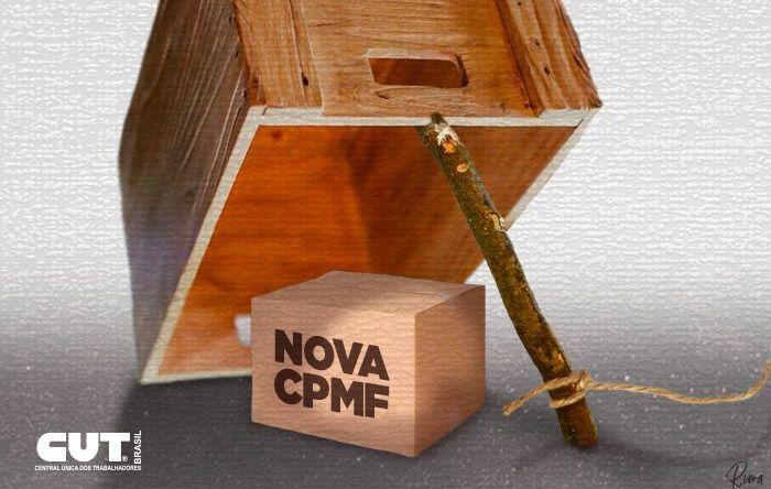 Bolsonaro negocia volta da CPMF, mas, em público diz que não quer criar novo imposto