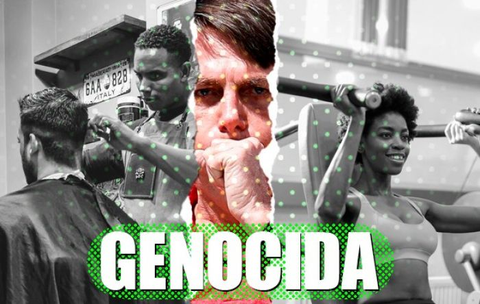 Bolsonaro quer flexibilizar quarentena com plano genocida que não aquece a economia
