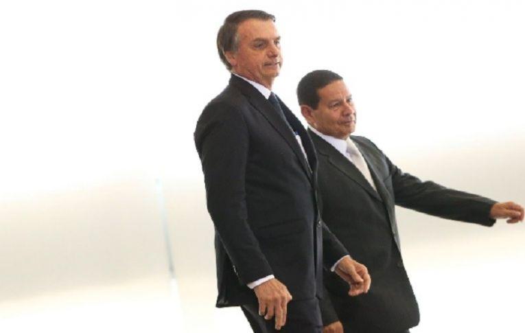 'Bolsonaro recua' tem mais de 100 mil resultados em site de busca