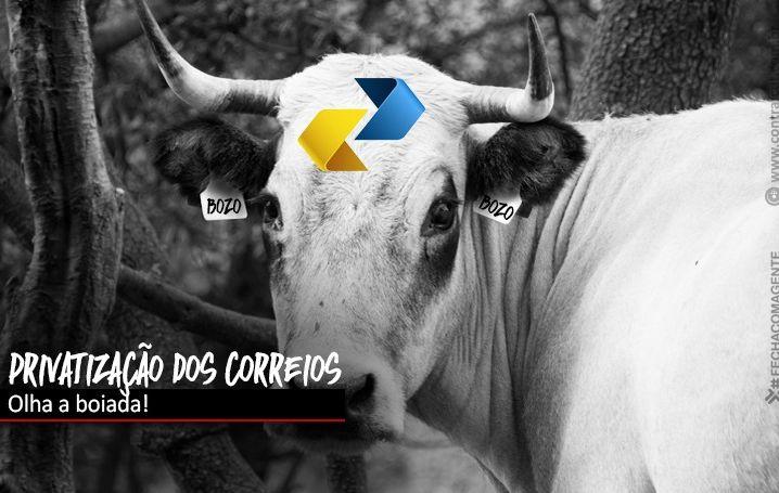 Bolsonaro tenta aprovar privatização dos Correios na Câmara esta semana