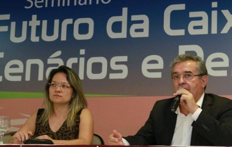 Caixa 100% pública, forte e social depende do futuro do país