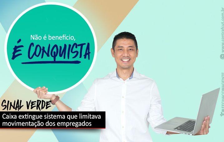 """Caixa anuncia extinção do """"semáforo"""""""