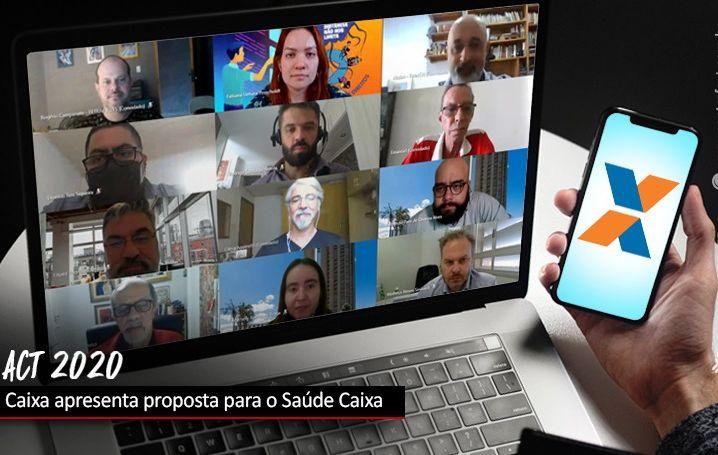 Caixa apresenta proposta para Saúde Caixa