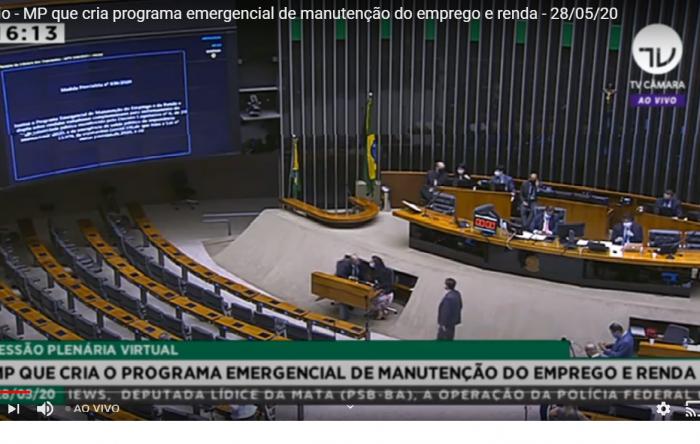 Câmara aprova MP 936, que corta salários e suspende contratos. Veja o que mudou