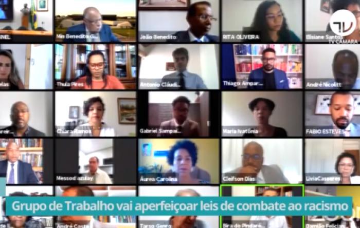 Câmara instala comissão de juristas para debater racismo estrutural no Brasil