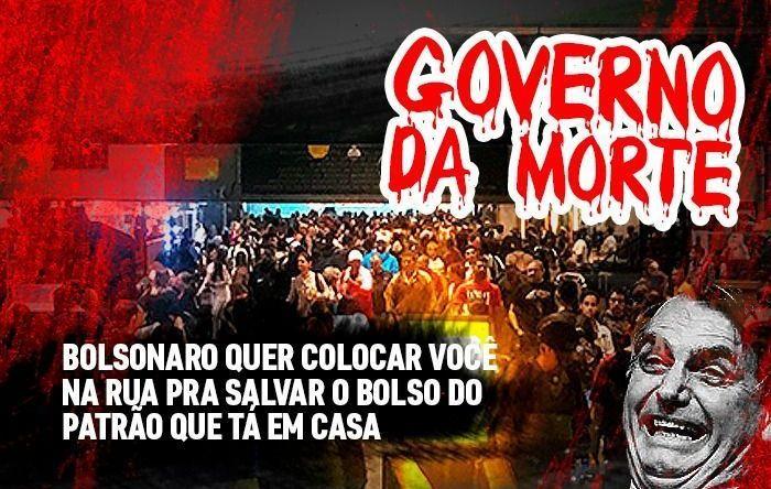 """Campanha """"Brasil não pode parar"""" é igual a de Milão, que já matou 4,4 mil pessoas"""