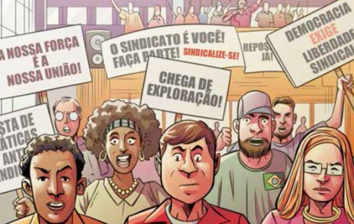 Maio Lilás: Campanha do MPT ressalta importância de sindicatos na conquista de direitos