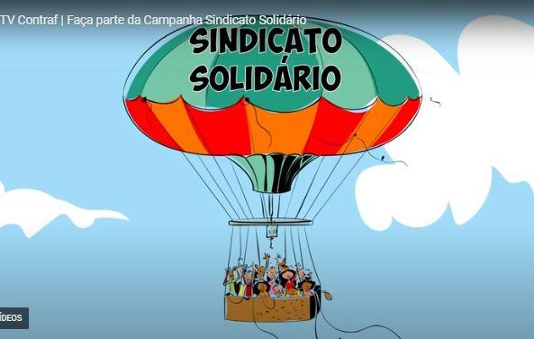Campanha Sindicato Solidário multiplica solidariedade
