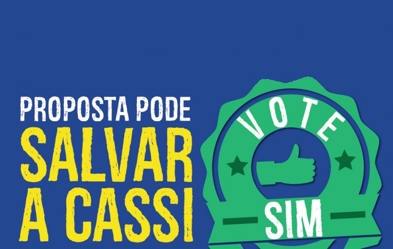 Cassi: Boletim detalha proposta