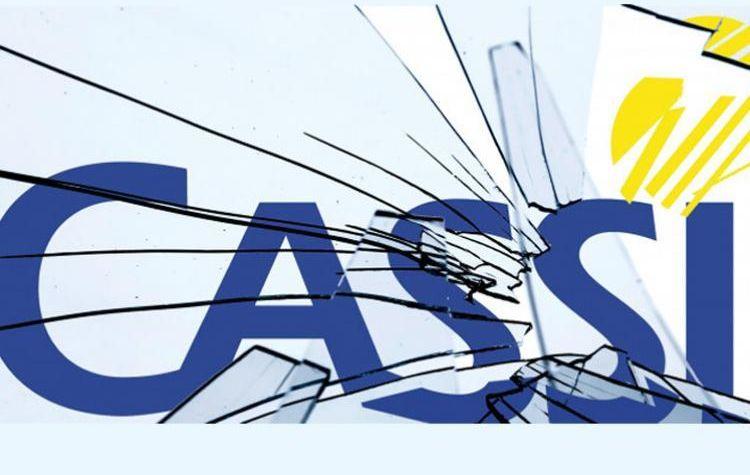 Cassi, mais uma vez, protege o banco e manda conta para os associados