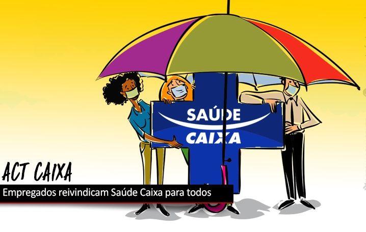 CEE/ Caixa defende Saúde Caixa para todos