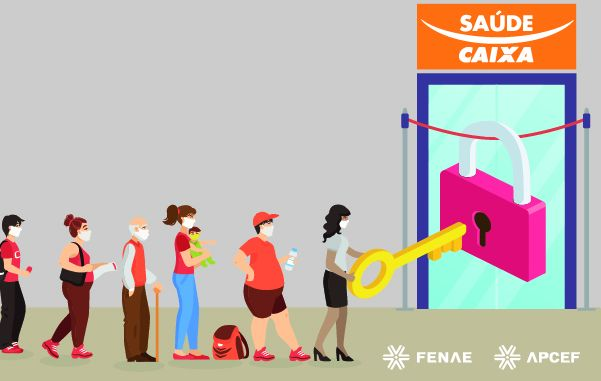 CEE cobra Caixa inclusão dos novos empregados no Saúde Caixa conforme previsto no ACT