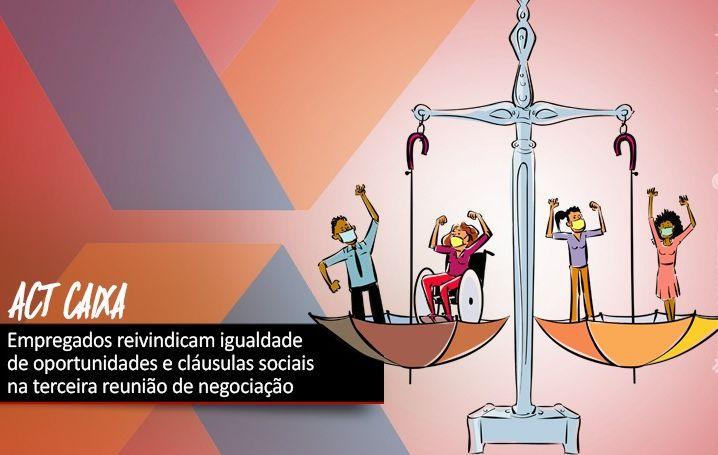 CEE e Caixa debatem Igualdade de Oportunidades e Cláusulas Sociais na segunda-feira