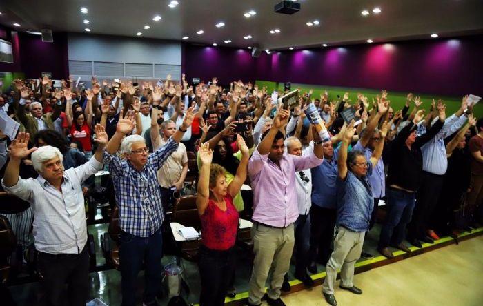 Centrais anunciam propostas e atos para barrar a reforma da Previdência