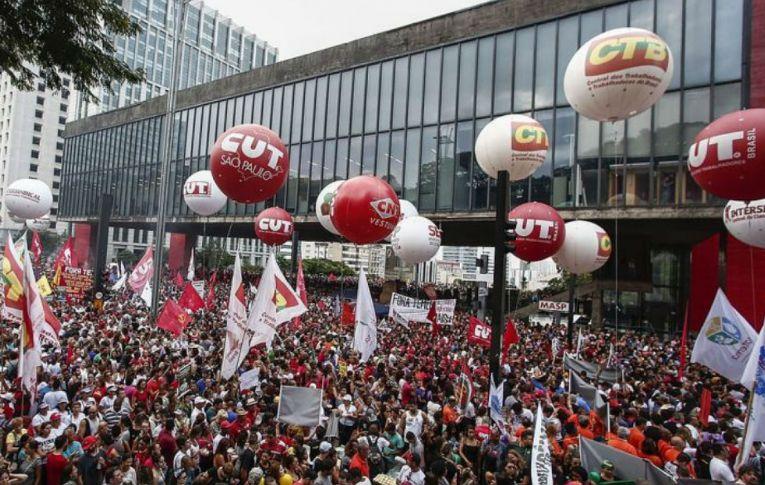 Centrais e movimentos sociais convocam população para ato em defesa da indústria