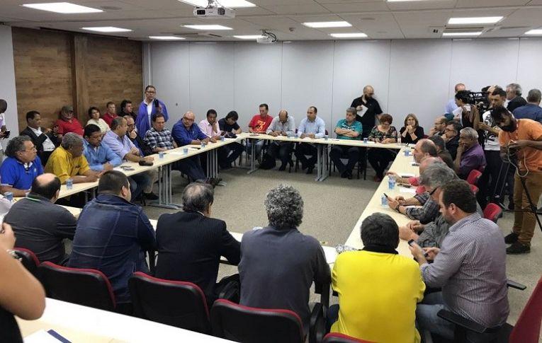 "Centrais promovem ""Ocupa Brasília"" contra as reformas"