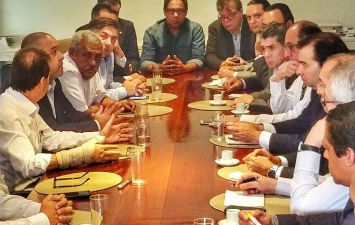 Centrais Sindicais conseguem compromisso de presidente da Câmara contra MP 873