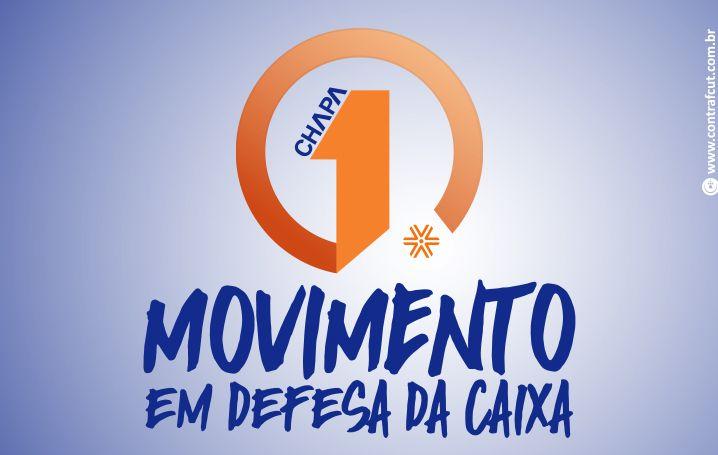"""Chapa """"Movimento em Defesa da Caixa"""" é homologada para participar das eleições Fenae 2020"""