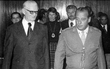 CIA: Geisel manteve e centralizou 'política de execução sumária de subversivos' de Médici