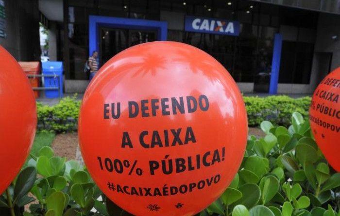 Com Bolsonaro, privatização ameaça Caixa e Banco do Brasil