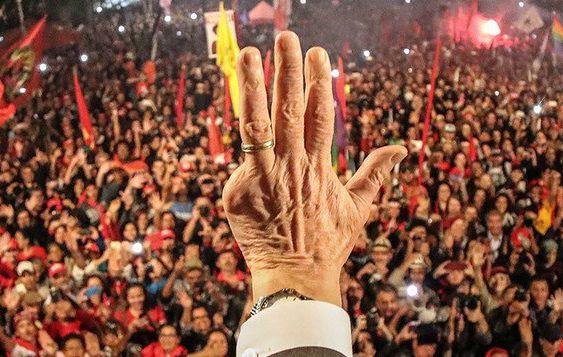 Começa na sexta campanha de Lula à presidência da república