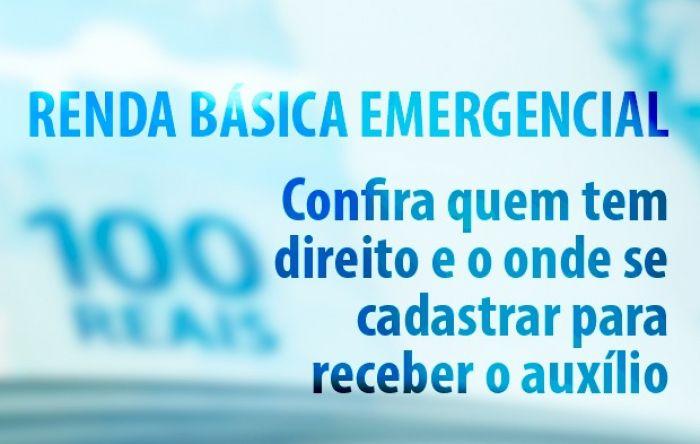Confira quem tem direito e onde se cadastrar para receber auxílio emergencial